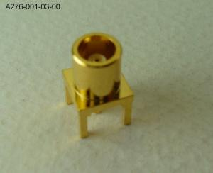 MCX Jack For PCB Mount