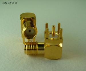 SMA for PCB mount Connector Multi-function